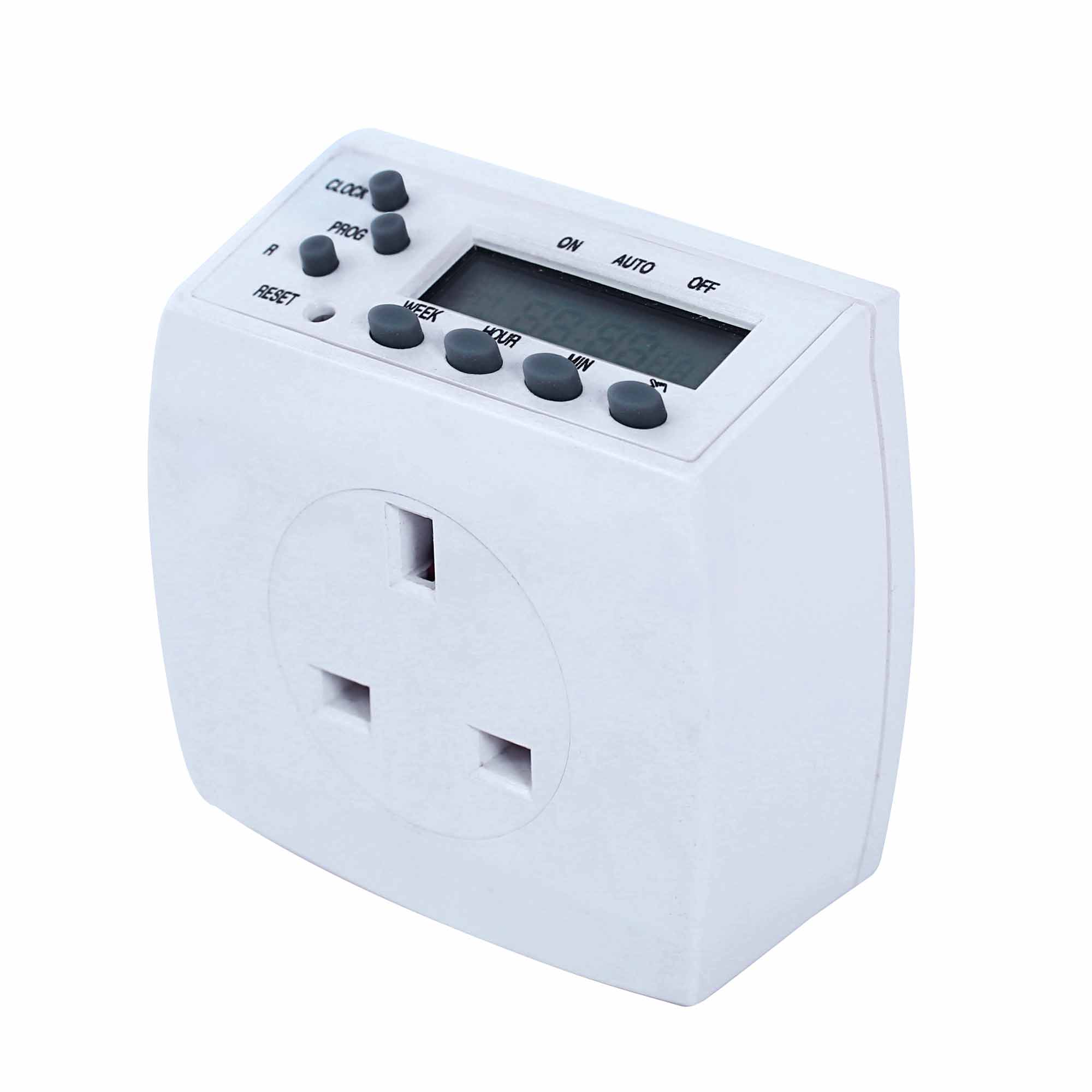 HBN Weekly Energy Saving Plug-In Electronic Timer Switch, BND-50/SE2