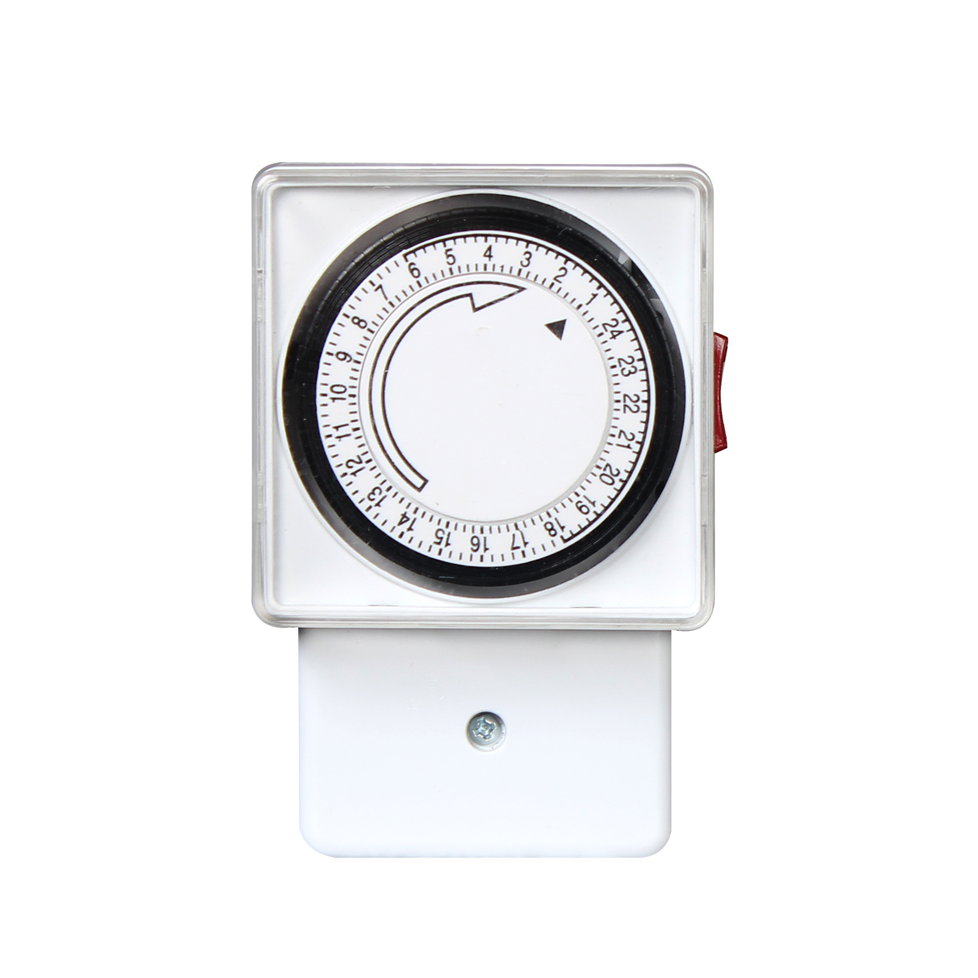 HBN 24 Hour Energy Saving Mechanical Segment Wall-Mounted Timer, BND-50/ID1