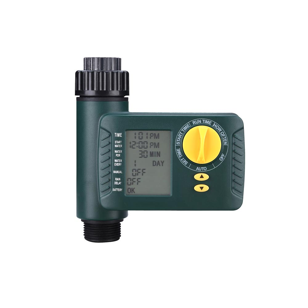 One Outlet Multi-function Watering Irrigation Controller,BNQ-17