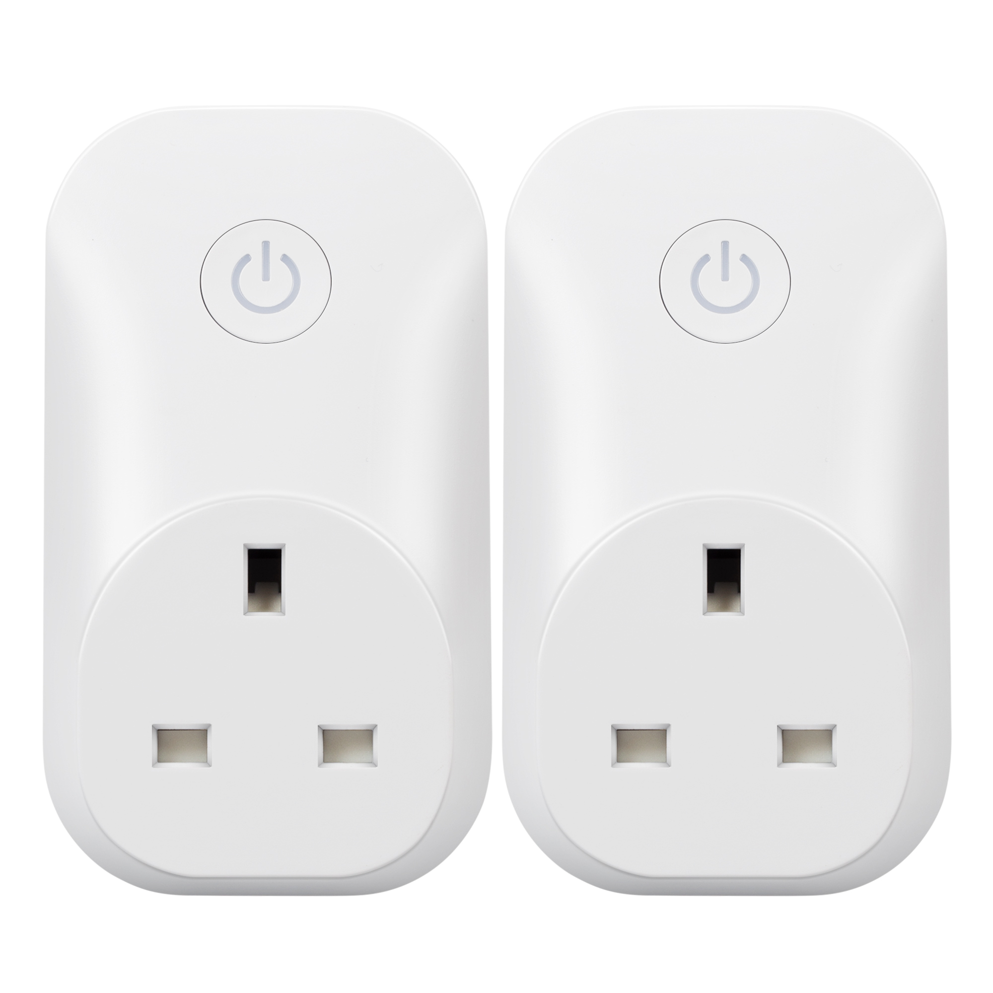 HBN WiFi Smart Plug, Compatible with Alexa Google Assistant and IFTTT (2 Pack)